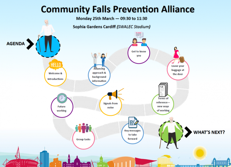 Community Falls Prevention Alliance - Agenda
