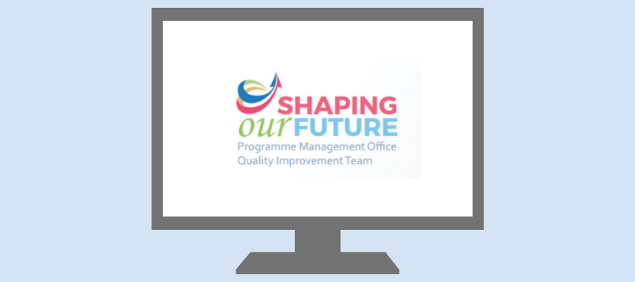 Shaping Our Future - Programme Management Office Cardiff and Vale - Wellbeing